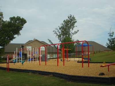 Forst Glen Playground - Northport, AL 35475